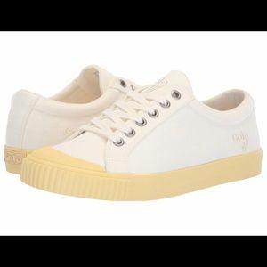 NWT Gola tiebreak candy off white sneaker 7